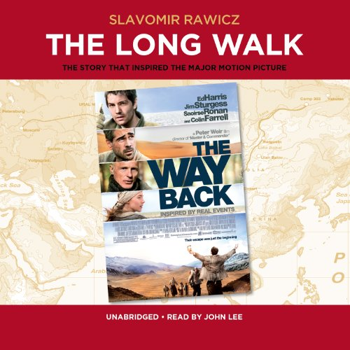 9780786100385: The Long Walk: The True Story of a Trek to Freedom (Library Edition)