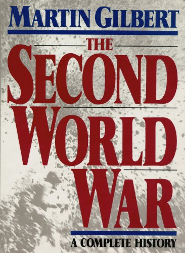 9780786101580: The Second World War: A Complete History (Part 1 of 2)(Library Edition)
