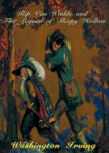 9780786102044: Rip Van Winkle and the Legend of Sleepy Hollow