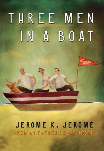 9780786102204: Three Men in a Boat