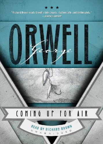 Coming Up for Air (Library Edition): George Orwell