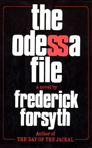 The Odessa File (Library Edition) (0786103035) by Frederick Forsyth