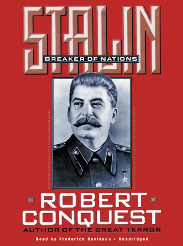 Stalin (0786103582) by Robert Conquest