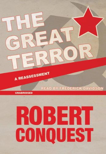 The Great Terror, Part 1 (0786103728) by Robert Conquest
