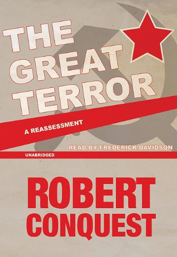 The Great Terror, Part 2 (0786103736) by Robert Conquest