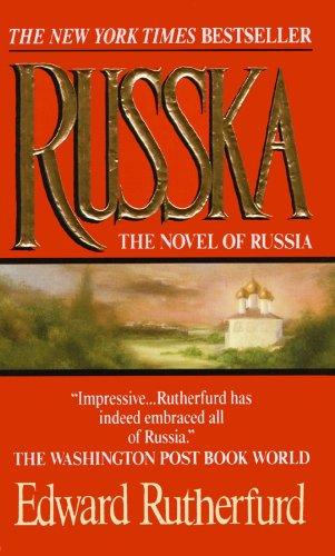 9780786106844: Russka: The Novel of Russia