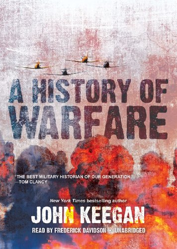 A History of Warfare (Library Edition) (0786106905) by John Keegan