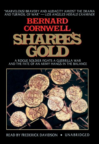 Sharpe's Gold: Richard Sharpe and the Destruction of Almeida, 1810 (Richard Sharpe Adventure Series )(Library Binding) (9780786107162) by Bernard Cornwell