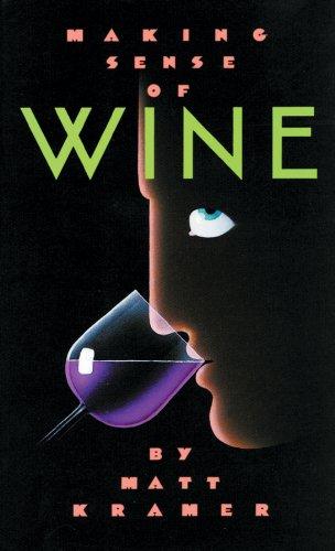 9780786107766: Making Sense of Wine