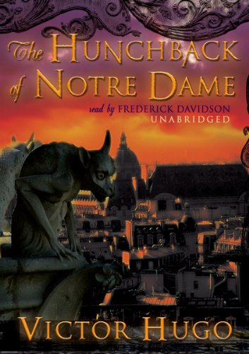 9780786109883: The Hunchback of Notre Dame (Library Edition)