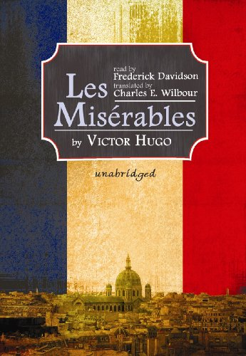 9780786110353: Les Miserables (Part 1 of 3) (Library Edition)