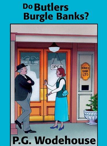 9780786112135: Do Butlers Burgle Banks?