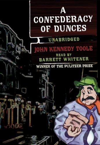A Confederacy of Dunces: Toole, John Kennedy