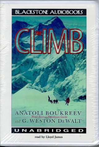 9780786112722: The Climb