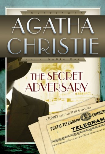 The Secret Adversary (A Tommy and Tuppence Mystery)(Library Edition): Agatha Christie