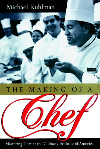 Making of a Chef (0786114142) by Ruhlman, Michael