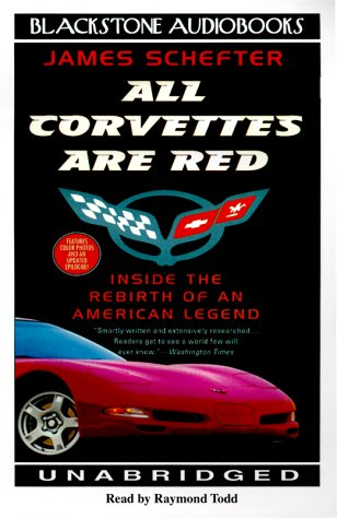 9780786116775: All Corvettes Are Red