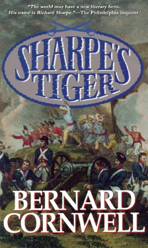 Sharpe's Tiger: Richard Sharpe and the Siege of Seringapatam, 1799 (Richard Sharpe Adventure Series)(Library Binding) (0786117311) by Bernard Cornwell