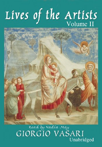 Lives of the Artists: Volume 2 (Library Binder) (0786118083) by Giorgio Vasari