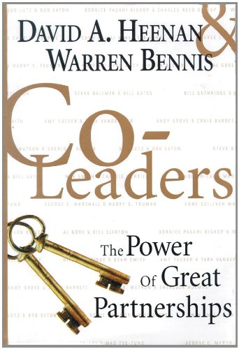 9780786118472: Co-Leaders: The Power of Great Partnership