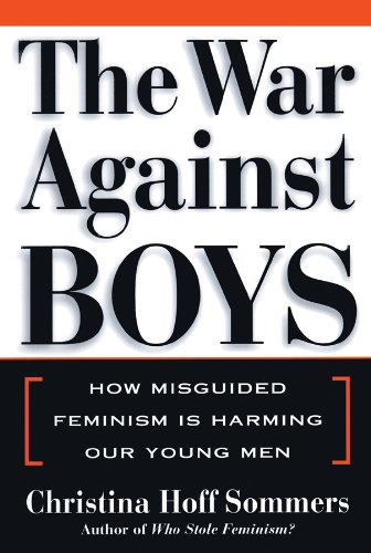 9780786118601: The War Against Boys: Christine Hoff Sommers