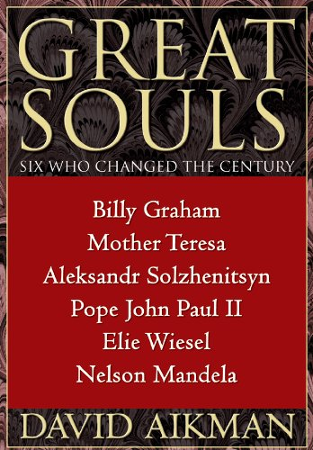 9780786119028: Great Souls: Six Who Changed the Century