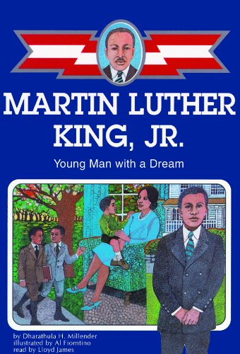 9780786120581: Martin Luther King, Jr: Young Man With a Dream, Library Edition (Ready Reader)