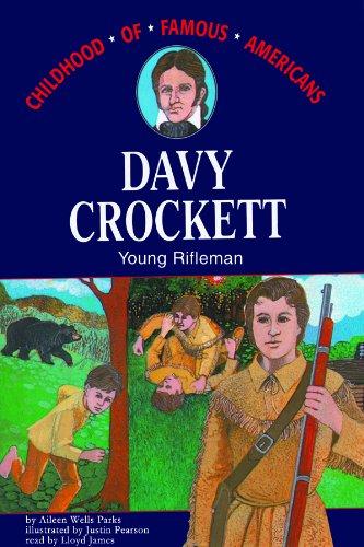 9780786120642: Davy Crockett: Young Rifleman, Library Edition (Ready Reader)