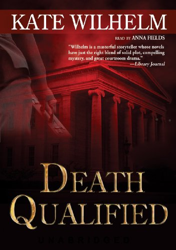 9780786123452: Death Qualified: Library Edition