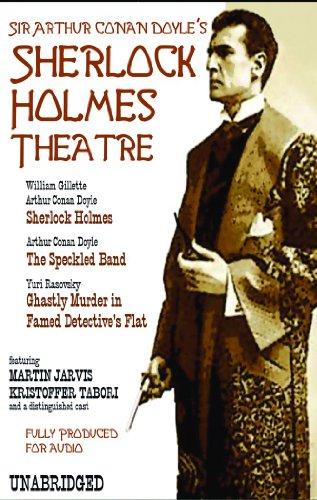 9780786134410: The Sherlock Holmes Theatre [UNABRIDGED]