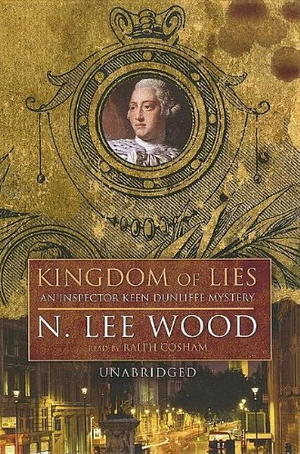 9780786137848: Kingdom of Lies (Library Edition) (Inspector Keen Dunliffe Mysteries)