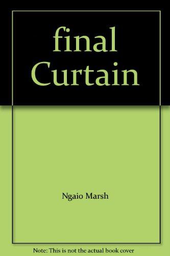 9780786139699: final Curtain