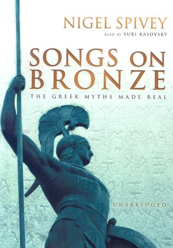 9780786143641: Songs on Bronze: The Greek Myths Made Real