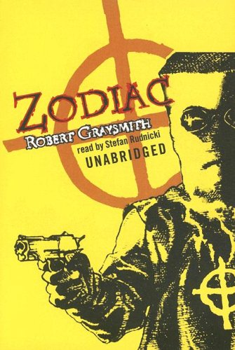 Zodiac [UNABRIDGED] (0786144084) by Robert Graysmith