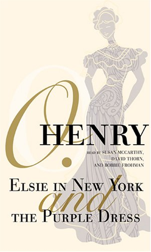 9780786145232: Elsie in New York and The Purple Dress