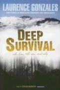 9780786146031: Deep Survival: Who Lives, Who Dies, and Why