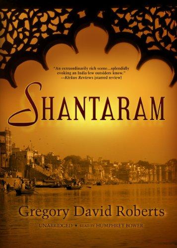 9780786146123: Shantaram (Part 1 of 2 parts) (Library Edition)