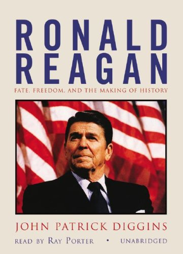 9780786148189: Ronald Reagan: Fate, Freedom, and the Making of History, Library Edition