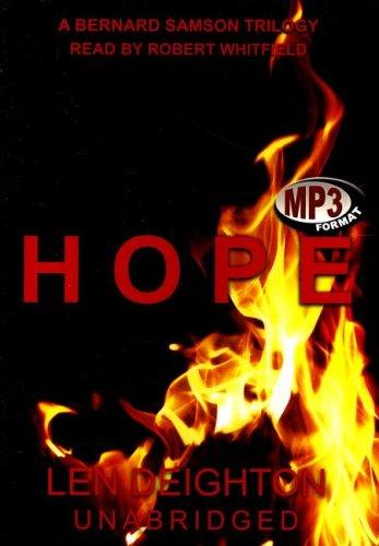 9780786158645: Hope: A Bernard Samson Trilogy