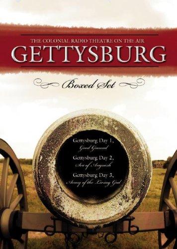 9780786158782: Gettysburg: Gettysburg Day 1, Good Ground; Gettysburg Day 2, Sea of Anguish; Gettysburg Day 3, Army of the Living God