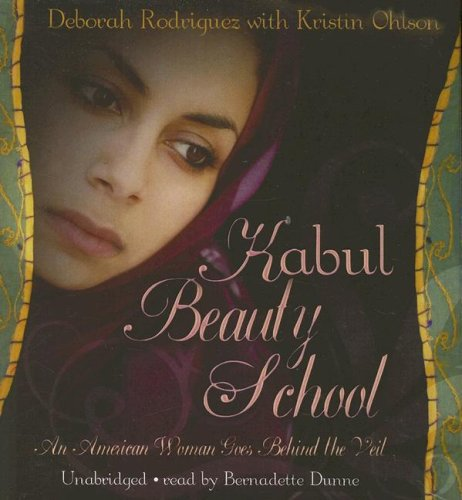 9780786158980: Kabul Beauty School: An American Woman Goes Behind the Veil
