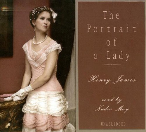 9780786161515: The Portrait of a Lady: Library Edition