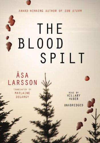 9780786161829: The Blood Spilt