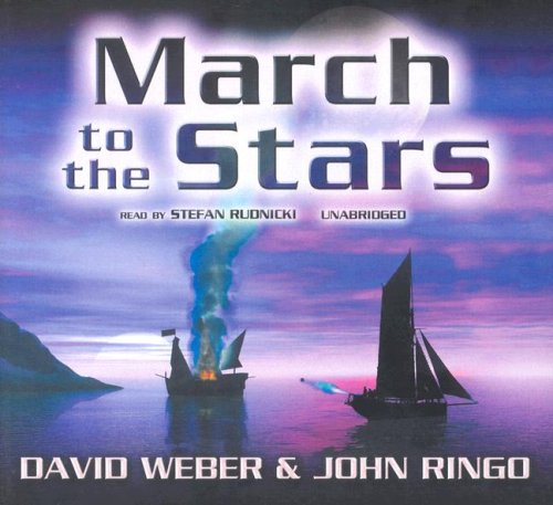 9780786163410: March to the Stars: Prince Roger Series, Book 3 (March Upcountry (Audio))
