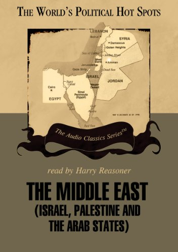 9780786166985: The Middle East: Israel, Palestine, and the Arab States (World's Political Hot Spots)
