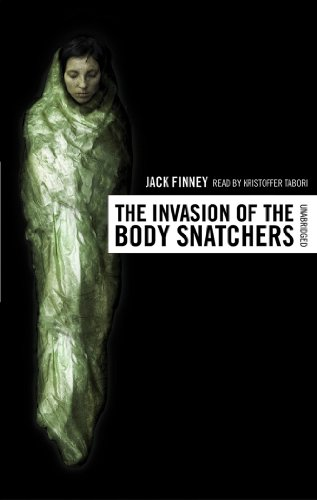 Invasion of the Body Snatchers: Library Edition (6 Compact Discs): Finney, Jack