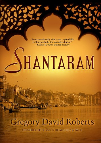 9780786168828: Shantaram (Part 1 of 2 parts)(Library Edition)