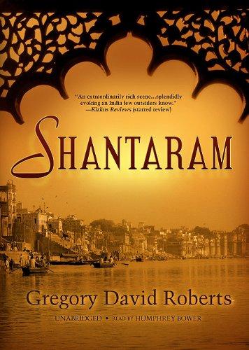 9780786168828: Shantaram (Part 1 of 2 parts)(Library Edition)