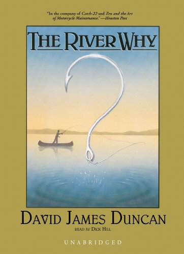 9780786168835: The River Why (Library Edition)