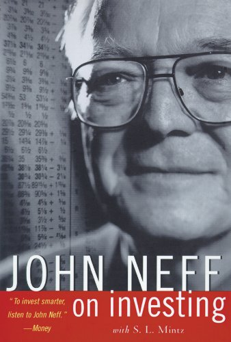 9780786168866: John Neff on Investing (Library Edition)